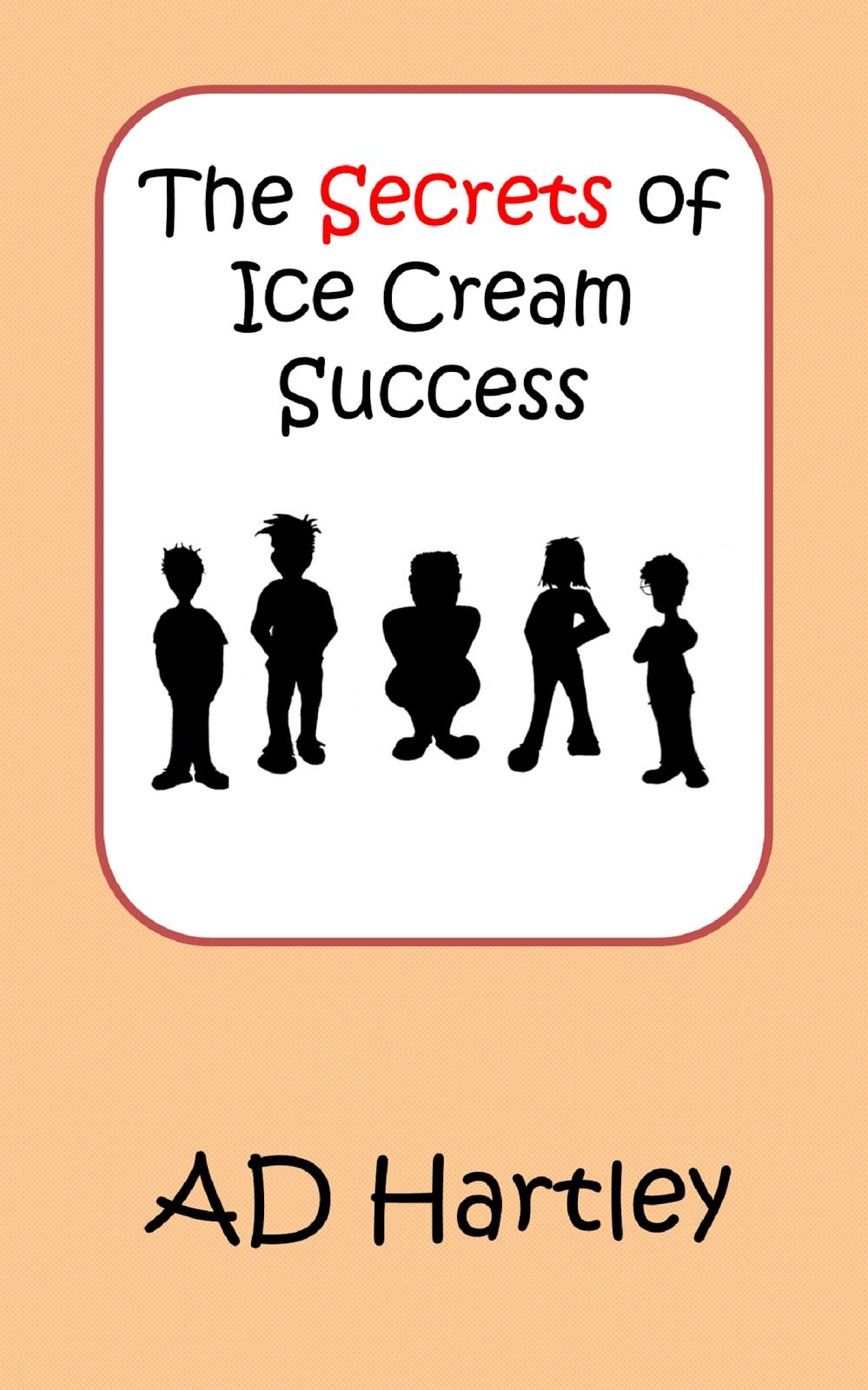 """Get """"The Secrets of Ice Cream Success"""""""