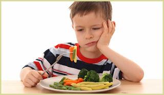 Cara Agar Anak Mau Makan Makanan Sehat
