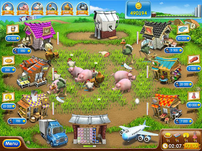 Farm Frenzy 2 Free Download