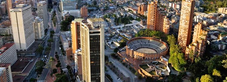 Tops 10 des activités à Bogota