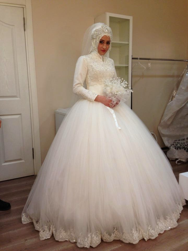 designer islamic wedding dresses