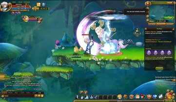Lunaria Story World Boss