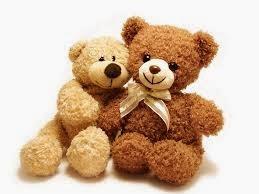 Gambar boneka teddy bear berpasangan keren
