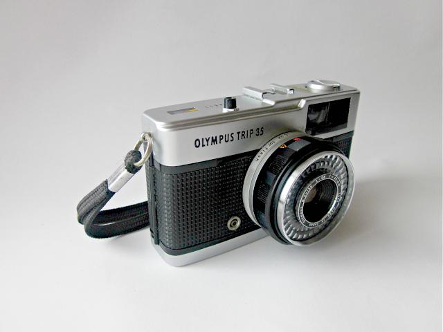 Tori's Tales, Camera, Film Photography, Olympus Trip 35