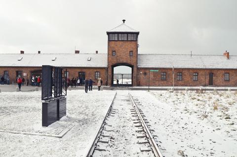 Kamp Auschwitz II Birkenau