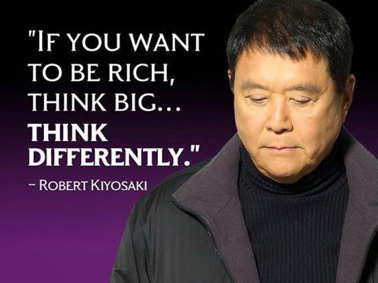 Tips menjadi kaya raya