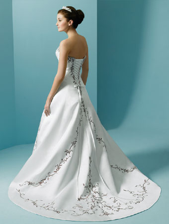 Alfred angelo wedding dresses bridal wears for Alfredo angelo wedding dresses