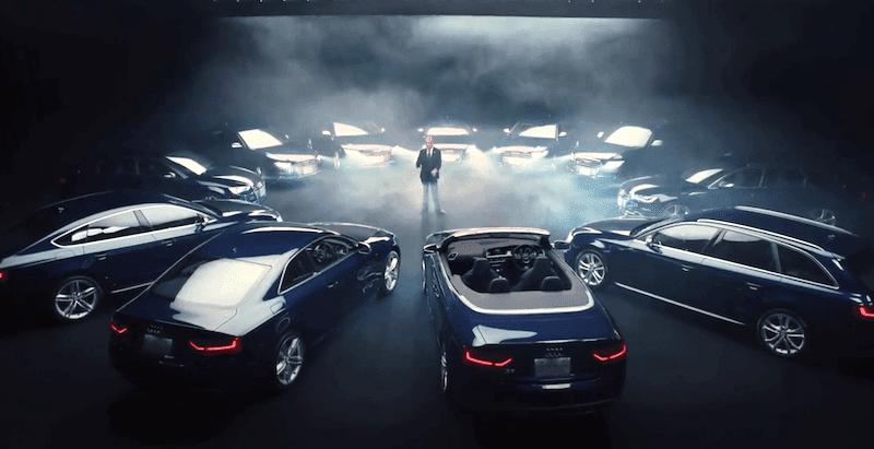 《日本代表に、Engineをかけよう》 Audi × SAMURAI BLUE 11 Limited Edition スペシャルムービー
