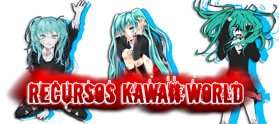 ♣『Recursos Kawaii World』☯