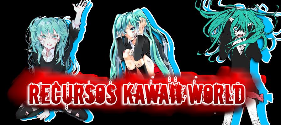 ♣『Recursos Kawaii World』☯