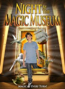 Đêm Ở Viện Bảo Tàng Ma Thuật - Night At The Magic Museum