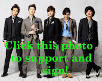 1 million signatures TO SUPPORT SS501 back together!