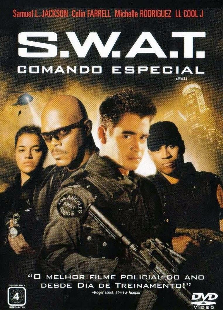 S.W.A.T.: Comando Especial – Dublado (2003)