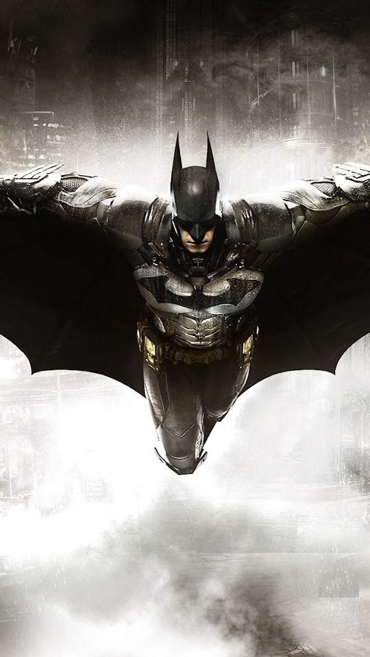Batman Arkham Knight   Galaxy Note HD Wallpaper