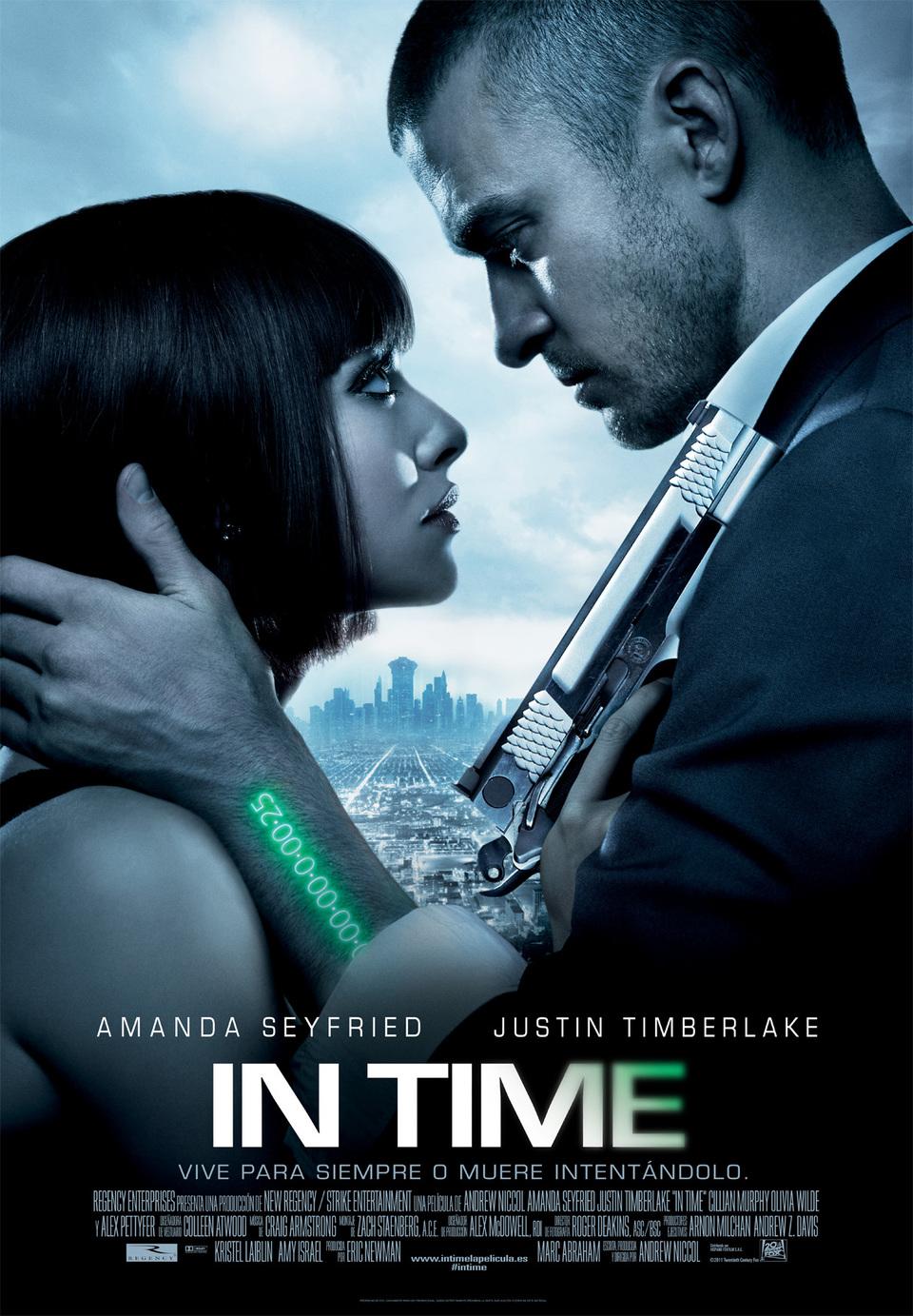 In Time: El Precio del Mañana (2011) 720p HD MKV Español Latino