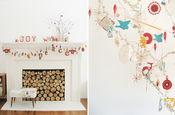 Inspire My House Pretty Diy Christmas Decorations