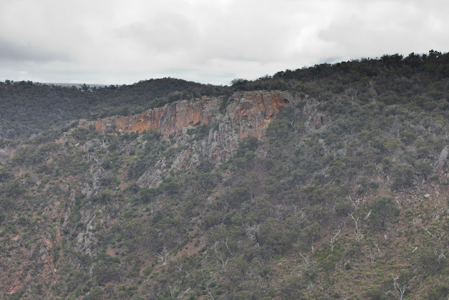 falcons lookout in werribee gorge