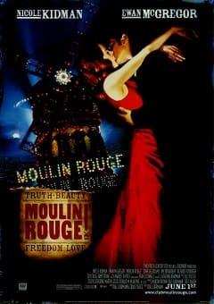 Filme Moulin Rouge - Amor em Vermelho 2001 Torrent