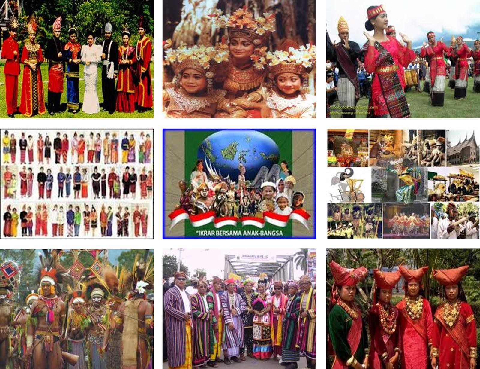 Suku-Suku Bangsa di Indonesia
