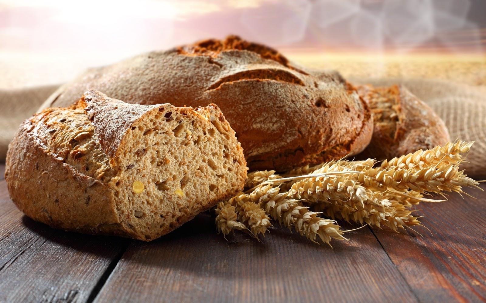 الخبز لزيادة الوزن