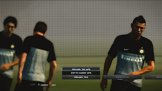Download FL Training Kits Inter Milan PES 2013