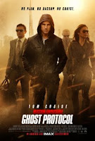 Mission Impossible Ghost Protocol Stays Top Box Office!