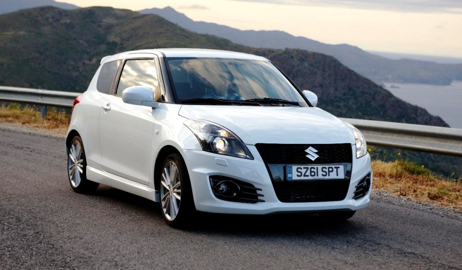 All New Suzuki Swift Sport. Majalah Otomotif Online