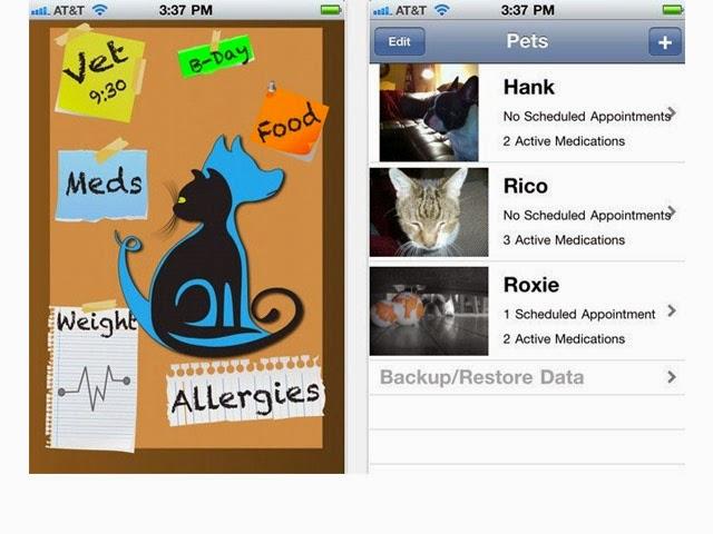 Aplicativos para auxiliar o cuidado com o pet