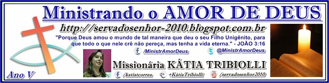 Ministrando o Amor de Deus