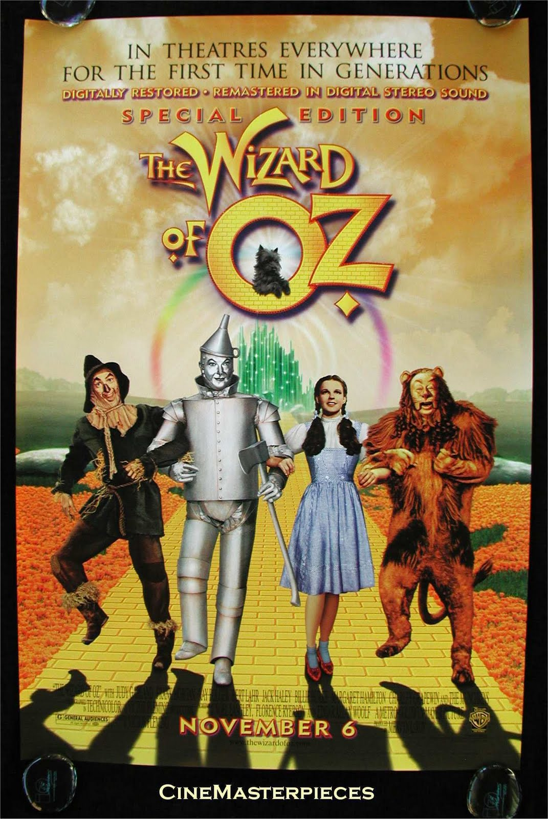 Lucifer house inc the wonderful wizard of oz