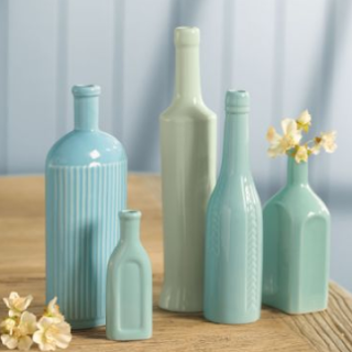 Reciclar frascos de perfume
