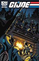 G.I. Joe #21 Cover