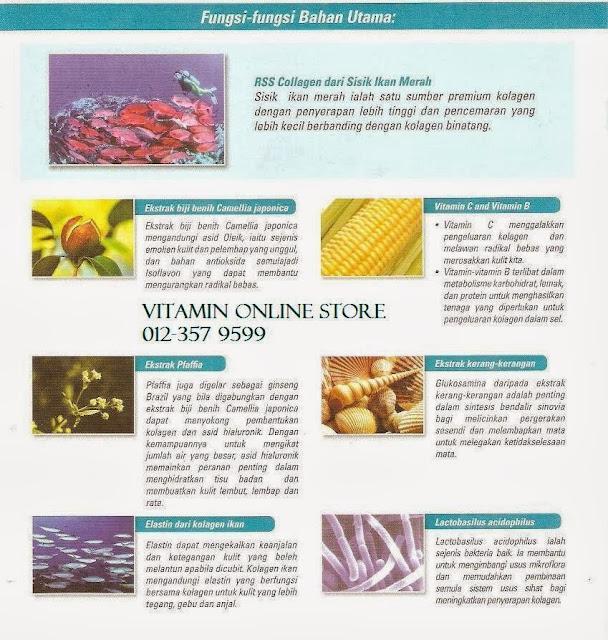 shaklee collagen terbaik