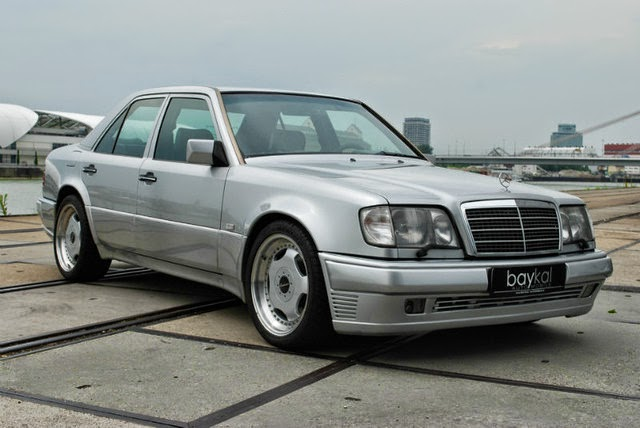 Lorinser mercedes w124 for Mercedes benz lorinser body kit