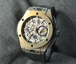 Hublot BigBang Ferrari Magic Gold.