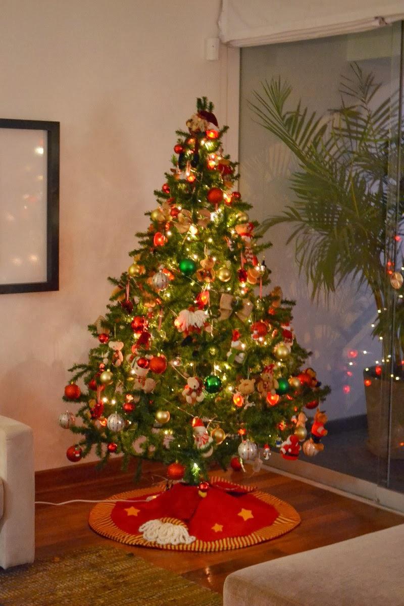 Carlo de carrasco decorweekend rbol de navidad estilos - Como poner el arbol de navidad ...