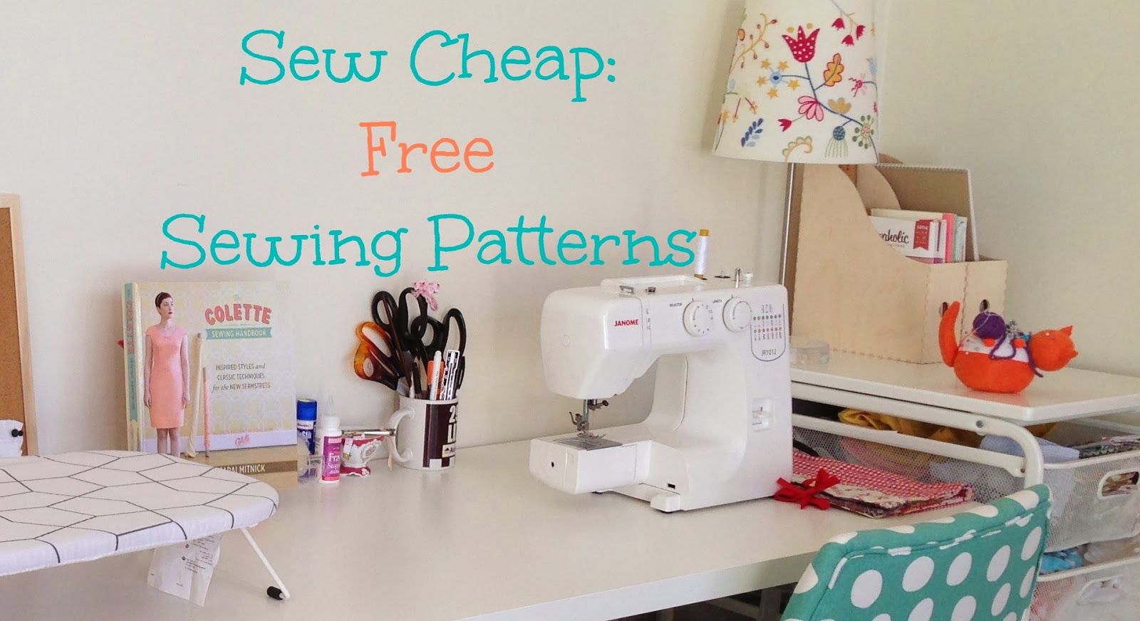 Sew Cheap: Free Sewing Patterns