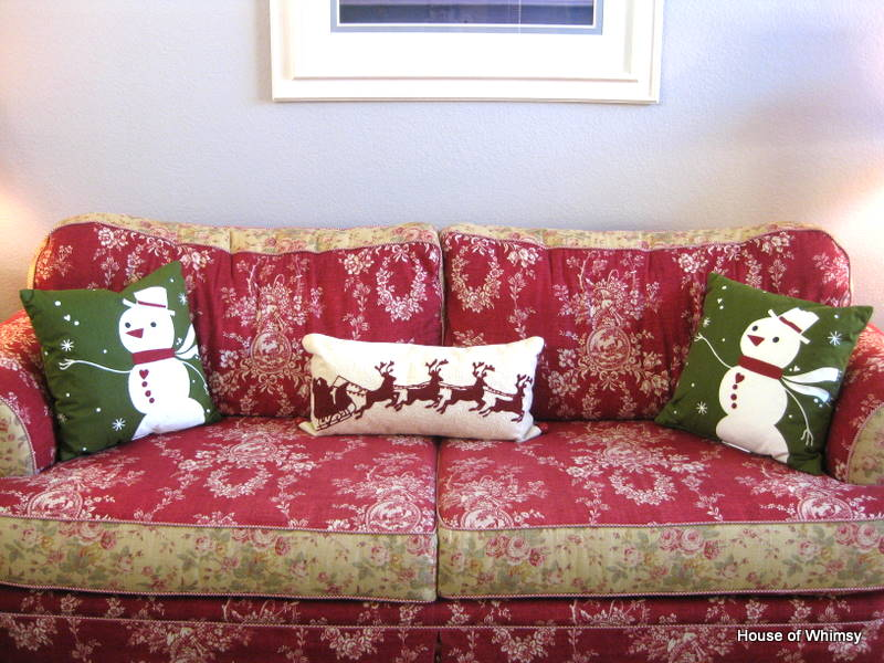 House of Whimsy: Christmas Decorating 2011