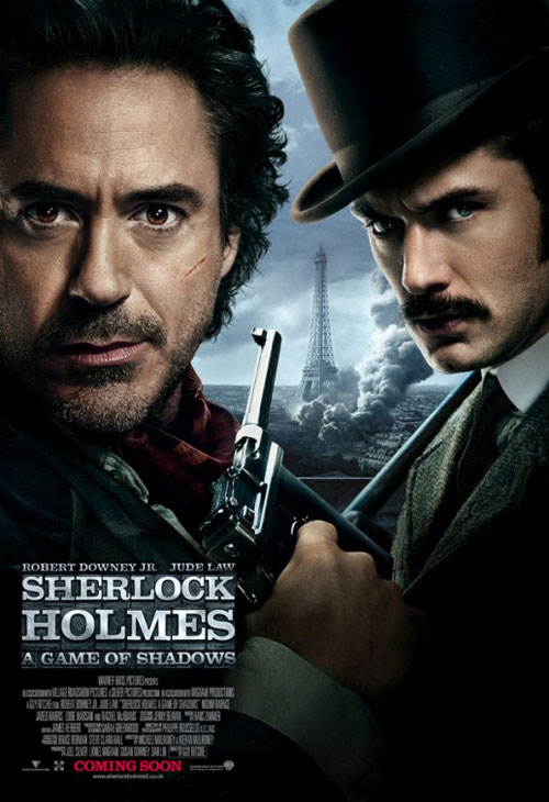 SherlockHolmesAGameOfShadowsPoster Sherlock Holmes: A Game of Shadows 2011