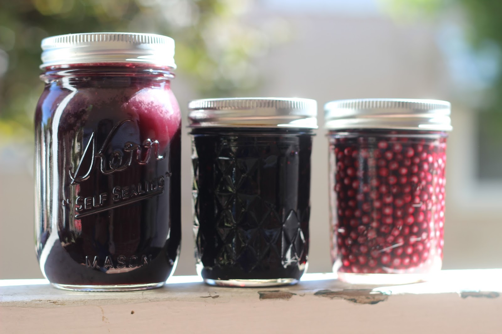 Food and Hearth: Three ways with elderberries