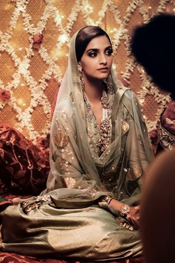 Sonam Kapoor's different bridal looks from Dolly Ki Doli