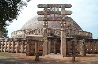 Historic Tourist Attractions: Sanchi Stupas