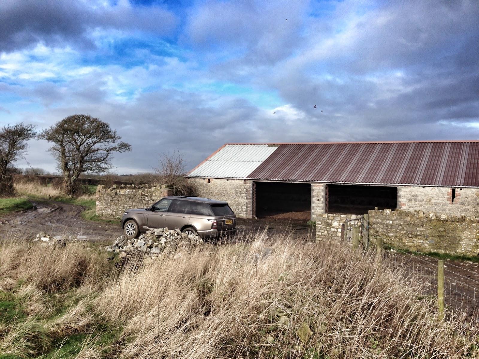 2014 Range Rover SDV8