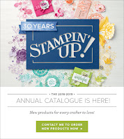 Stampin'Up! Catalogus 2018-2019