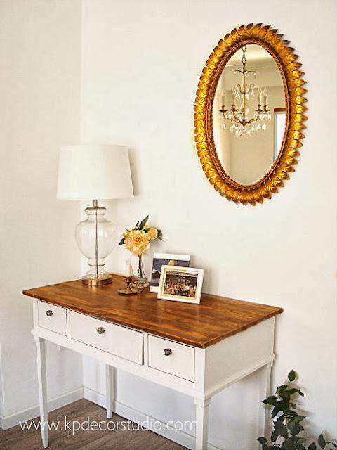 Comprar espejo vintage ovalado metálico dorado con pan de oro. Espejos de sol de pared