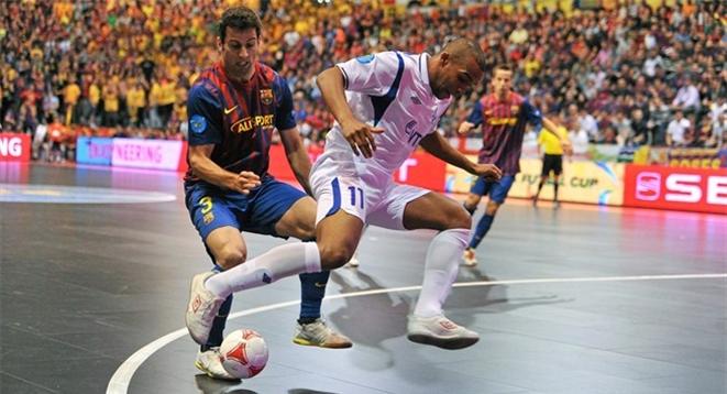 Barcelona conquista a Copa Uefa de Futsal 08277b73928ad