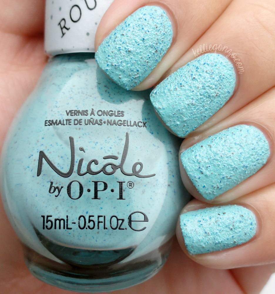 kelliegonzo: Nicole by OPI - On What Grounds?