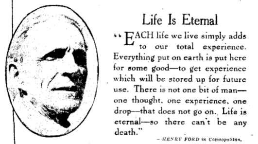 an introduction to the life of henry ford the founder of the ford motor company Henry ford ( july 30, 1863 – april 7, 1947) was the founder of the ford motor   his introduction of the model t automobile revolutionized transportation and   half of all cars in america were model t's as ford wrote in his autobiography,  any.