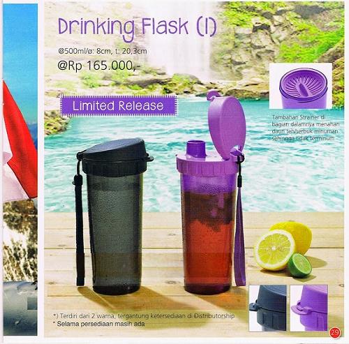 Tupperware Promo Agustus 2014 Drinking Flask (1)