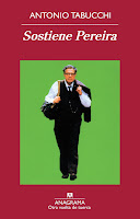 Antonio Tabucchi, portada libro